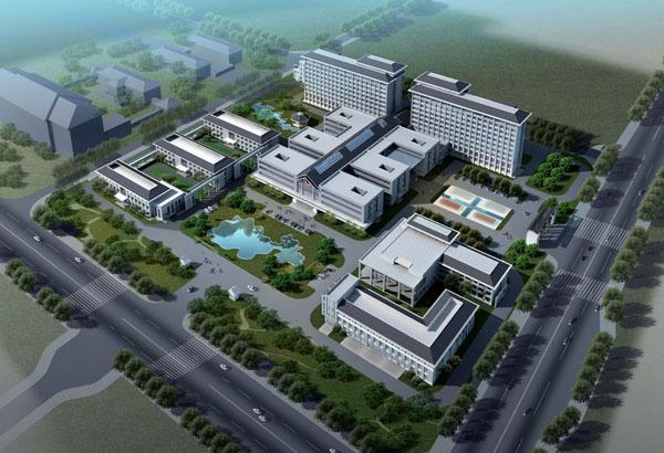 betway必威官网备用市中医医院迁建项目可行性研究