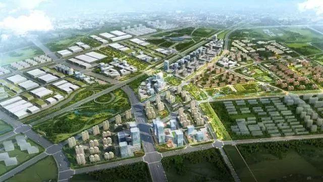 洪庆新城军民融合特色小镇建设总体方案